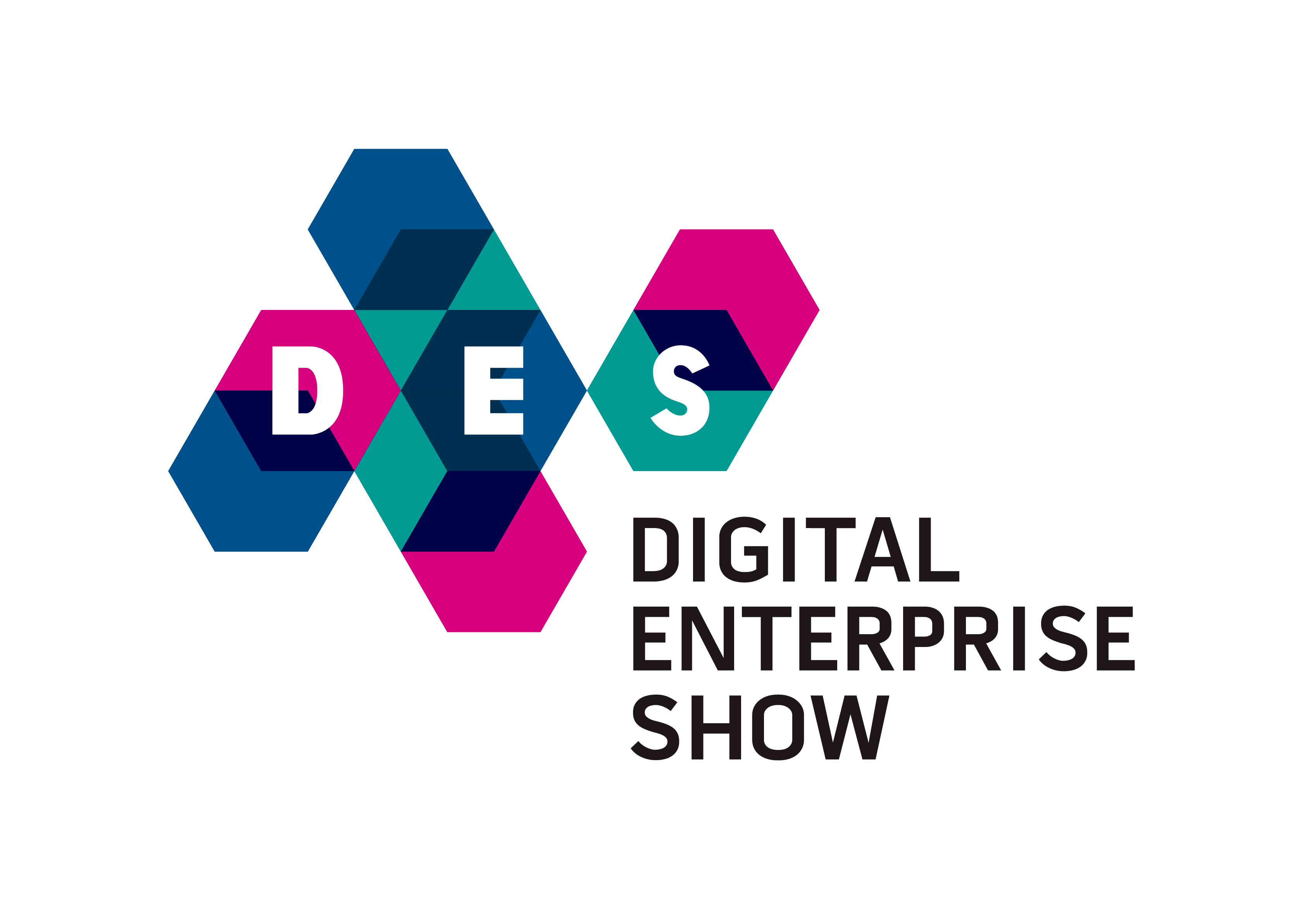 Digital Enterprise Show Official Logo
